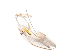 Cornelia Rose Gold 35 Pump
